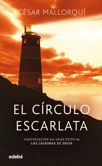 El circulo escarlata - Cesar Mallorqui