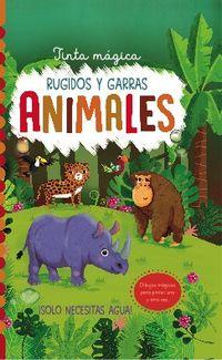 TINTA MAGICA - ANIMALES