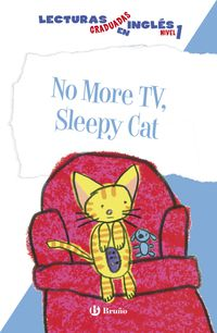 (nivel 1)  No More Tv, Sleepy Cat - Harriet Ziefert