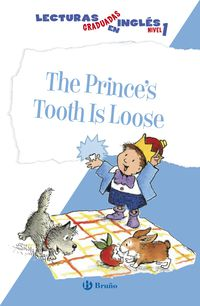 (nivel 1)  The Prince's Tooth Is Loose - Harriet Ziefert