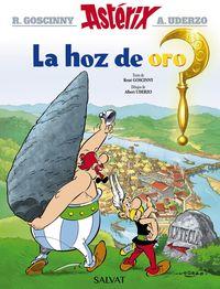 La hoz de oro - Albert Uderzo / Rene Goscinny