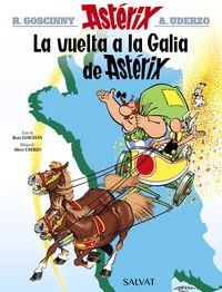 VUELTA A LA GALIA DE ASTERIX, LA