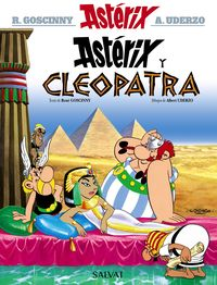 Asterix Y Cleopatra - Rene Goscinny / Albert Uderzo