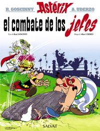 El combate de los jefes - Rene Goscinny / Albert Uderzo