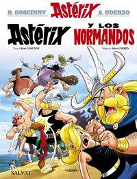 Asterix Y Los Normandos - Albert Uderzo / Rene Goscinny