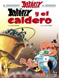 Asterix Y El Caldero - Rene Goscinny / Albert Uderzo