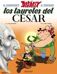 Los laureles del cesar - Rene Goscinny