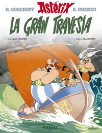 La gran travesia - Rene Goscinny