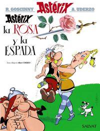 Asterix, La Rosa Y La Espada - Rene Goscinny / Albert Uderzo (il. )