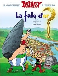 ASTERIX LA FALÇ D'OR