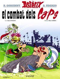 ASTERIX - EL COMBAT DELS CAPS