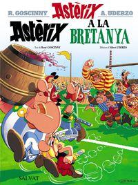 Asterix A La Bretanya (catalan) - Rene Goscinny