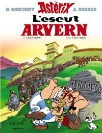 ASTERIX L'ESCUT ARVERN