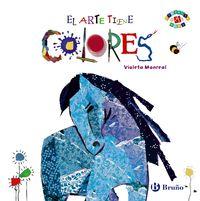 El arte tiene colores - Violeta Monreal