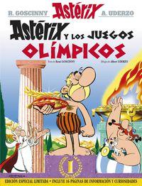 ASTERIX Y LOS JUEGOS OLIMPICOS