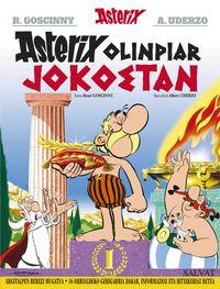 Asterix Olinpiar Jokoetan (2016 Ed) - Rene Goscinny / Albert Uderzo (il. )