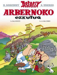 Arbernoko Ezkutua - Rene Goscinny / Albert Uderzo (il. )