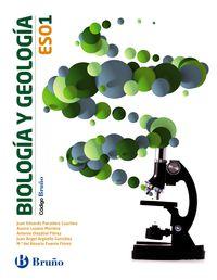 ESO 1 - BIOLOGIA Y GEOLOGIA - CODIGO BRUÑO