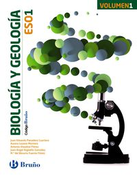 ESO 1 - BIOLOGIA Y GEOLOGIA (TRIM. ) - CODIGO BRUÑO