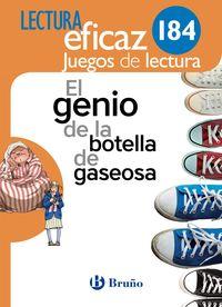 GENIO DE LA BOTELLA DE GASEOSA - CUAD