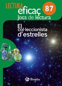 COLLECCIONISTA D'ESTRELLES, EL - JOCS DE LECTURA