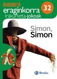 Simon, Simon - Koad. - Carlos Uribe Vidriales