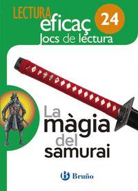 EP 5 / 6 - LA MAGIA DEL SAMURAI - QUAD JOC DE LECTURA