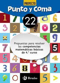 EP - MATEMATICAS - PUNTO Y COMA 22