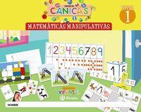3 AÑOS - MATEMATICAS - CANICAS (AND, ARA, AST, CAN, CANT, CYL, CLM, CEU, C. VAL, EXT, GAL, LRIO, MAD, MEL, MUR, NAV, PV)