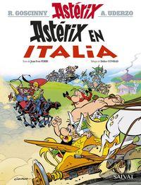 Asterix En Italia - Rene Goscinny / Jean-Yves Ferri / Albert Uderzo (il. ) / Didier Conrad (il. )