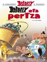 Asterix Eta Pertza - Rene Goscinny / Albert Uderzo (il. )