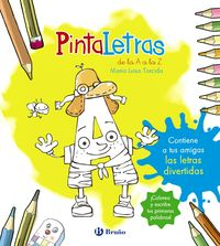 Pintaletras - M. ª Luisa Torcida Alvarez