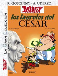 Los laureles del cesar - Rene Goscinny / Albert Uderzo (il. )