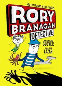 RORY BRANAGAN 1 - RORY BRANAGAN, DETECTIVE