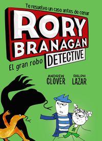 RORY BRANAGAN 3 - EL GRAN ROBO