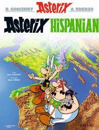Asterix Hispanian - Rene Goscinny / Albert Uderzo (il. )