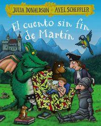 CUENTO SIN FIN DE MARTIN, EL
