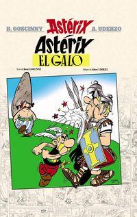 Asterix El Galo (ed. Lujo) - Rene Goscinny / Albert Uderzo (il. )