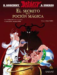 Secreto De La Pocion Magica, El - El Album De La Pelicula - Rene Goscinny / Olivier Gay / Albert Uderzo (il. )
