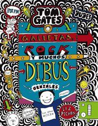 TOM GATES - GALLETAS, ROCK Y MUCHOS DIBUS GENIALES