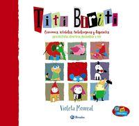 Titi Biriti (+cd) - Violeta Monreal