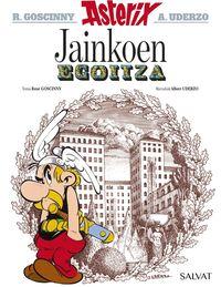 Jainkoen Egoitza - Rene Goscinny / Albert Uderzo (il. )