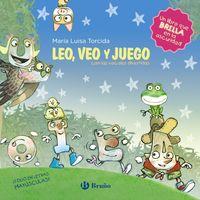 Leo, Veo Y Juego Con Las Vocales Divertidas - Maria Luisa Torcida Alvarez / Pilar Lopez Avila