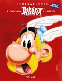 Generaciones Asterix - Rene Goscinny / Albert Uderzo (il. )