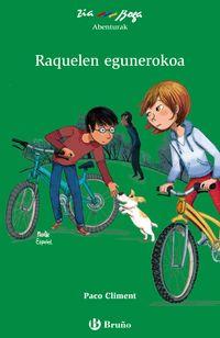 RAQUELEN EGUNEROKOA