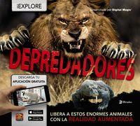 Iexplore - Depredadores - Camille De La Bedoyere