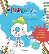 PINTALETRAS MINUSCULAS DE LA A A LA Z