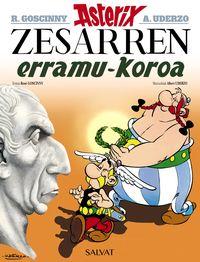 ZESARREN ERRAMU-KOROA