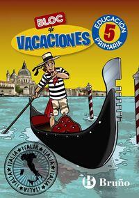 EP 5 - BLOC DE VACACIONES