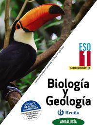 ESO 1 - BIOLOGIA Y GEOLOGIA (AND) - GENERACION B